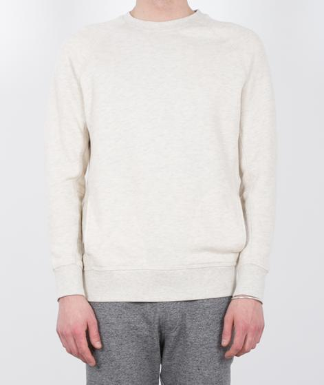 SELECTED HOMME Luuk Crew snow white mel