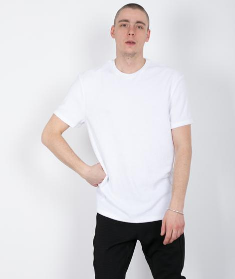 TOPMAN Towelling T-Shirt white