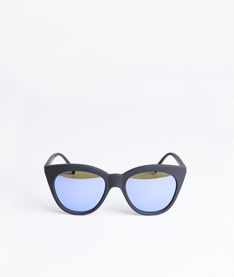 LE SPECS Halfmoon Sonnenbrille black