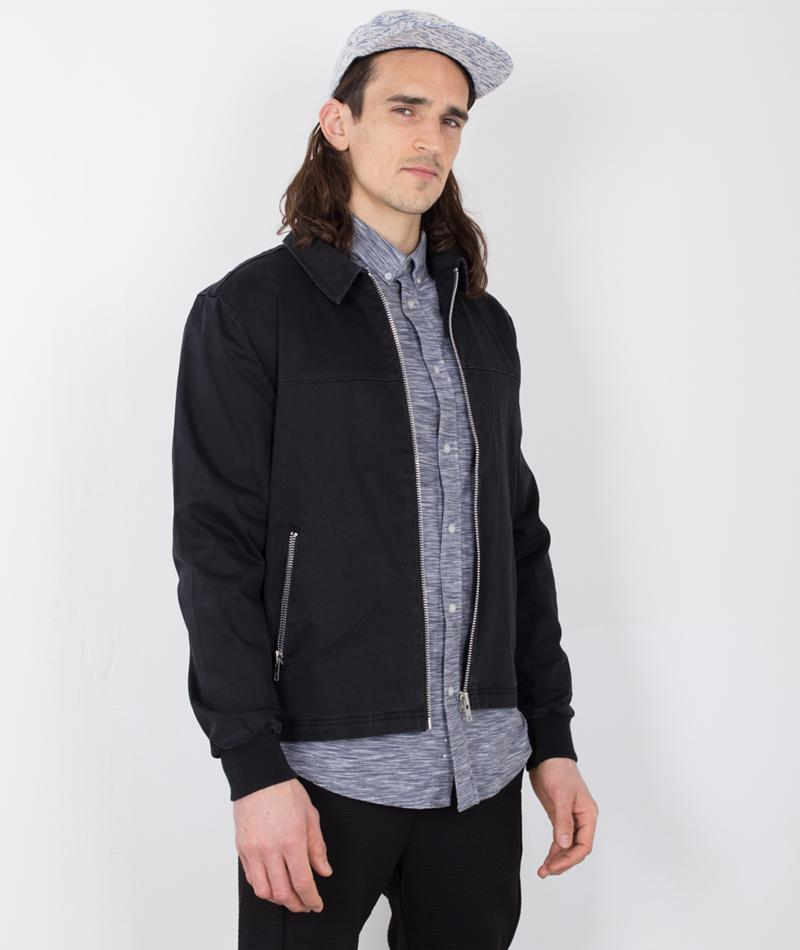 W.A.C. - WE ARE CPH Guti Jacke black