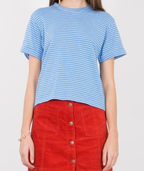 WEMOTO Kilda T-Shirt skyblue white