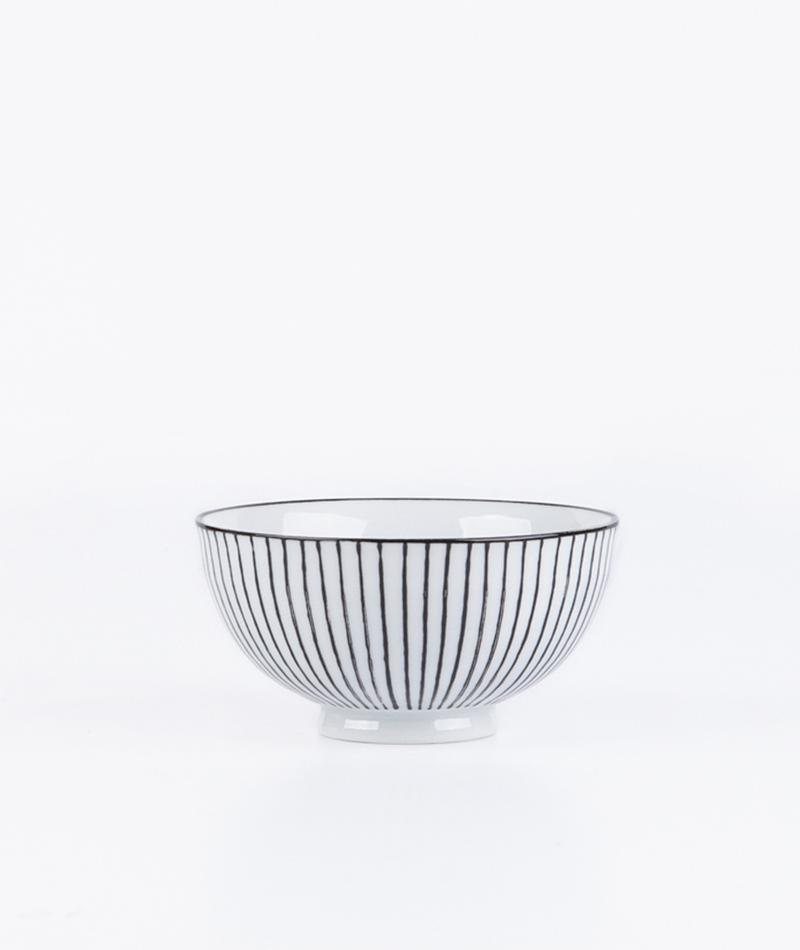 HOUSE DOCTOR Bowl Stripe by Hand