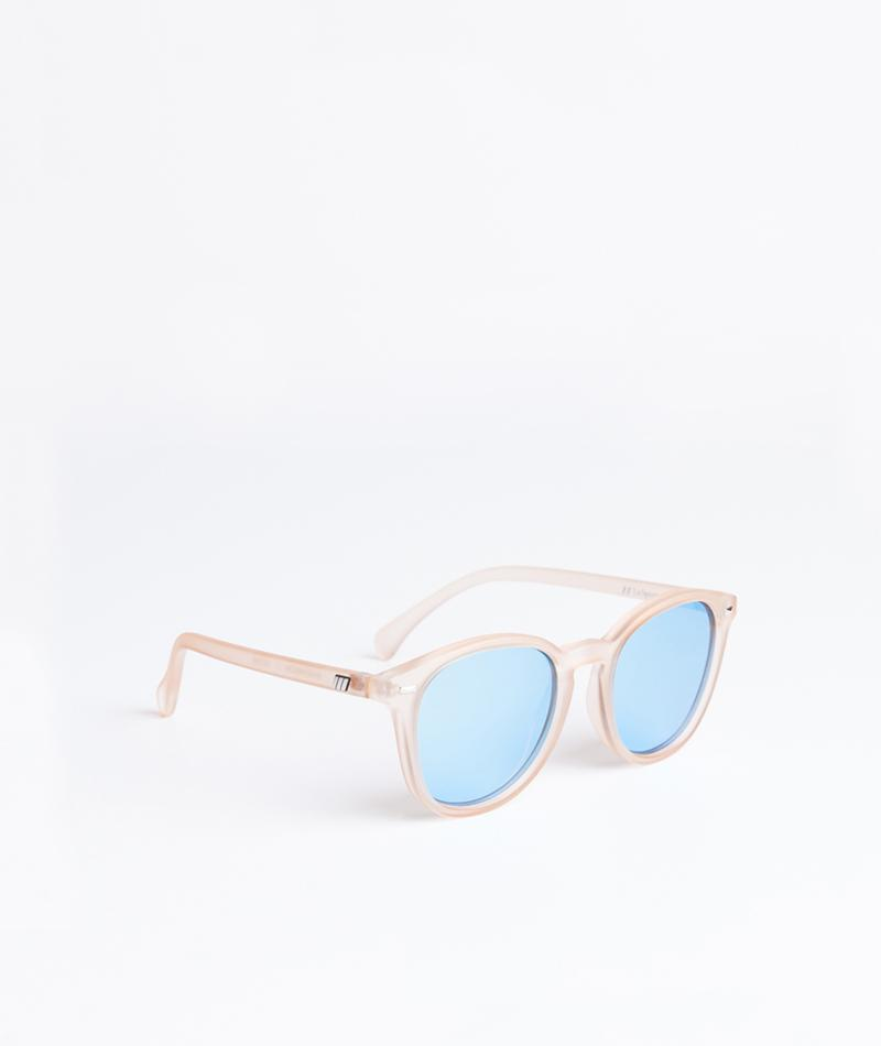 LE SPECS Bandwagon Sonnenbrille raw sugar