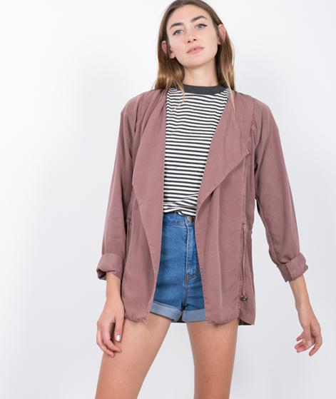 MINIMUM Loah Blazer Jacke purple potion