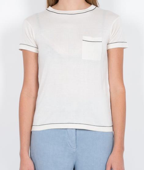 SESSUN Bayview T-Shirt fleur sel
