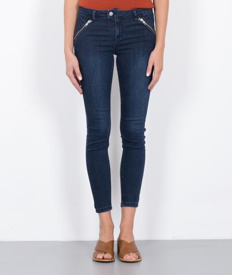 GLOBAL FUNK Harlem Jeans moto blueish