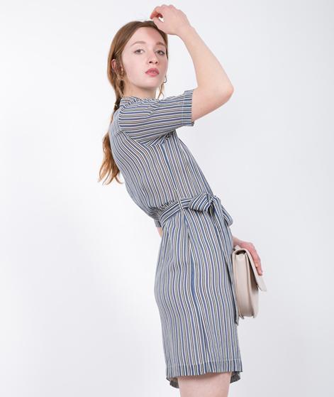 GANNI Allen Georgette Kleid