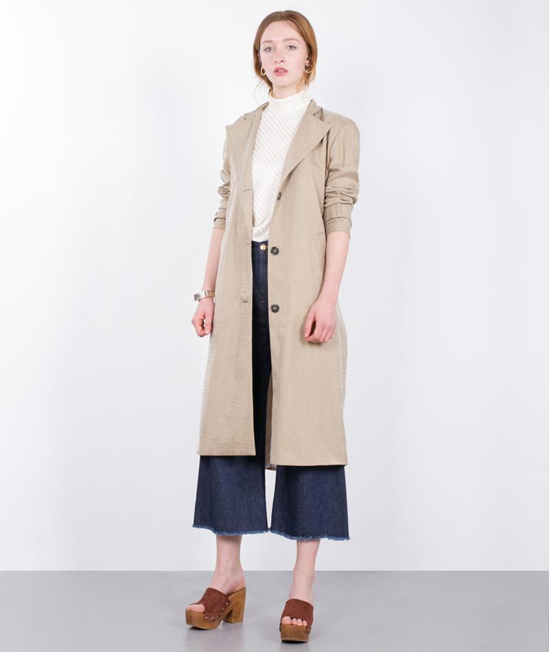 LIBERTINE LIBERTINE Board Mantel beige