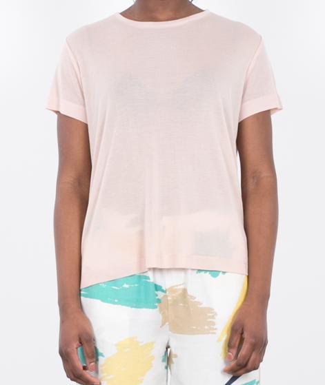 SAMSOE SAMSOE Siff T-Shirt cameo rose