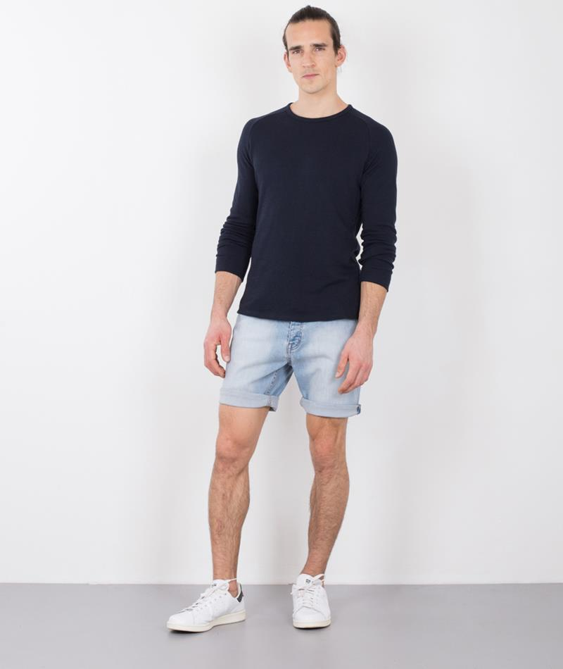 CHEAP MONDAY Line Shorts atom blue