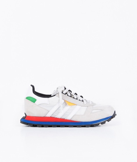 ADIDAS Racing Sneaker vintage white