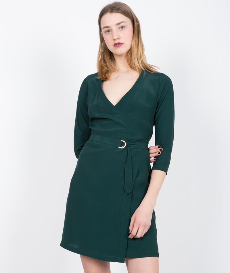 KAUF DICH GLÜCKLICH Clarissa Kleid green
