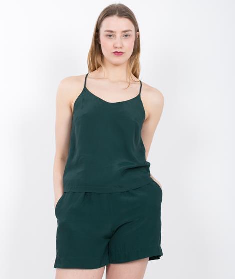 KAUF DICH GLÜCKLICH Zoe Top dark green