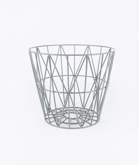 FERM Wire Basket Korb dusty green