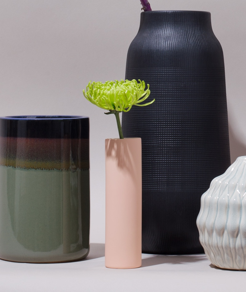 FERM Collect Vase rosa