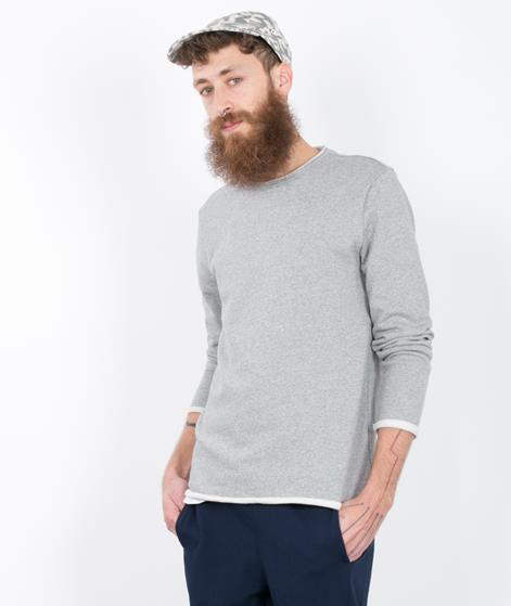 SAMSOE SAMSOE Huang Pullover light grey