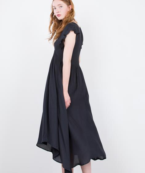 LEON & HARPER Romantic Kleid off black