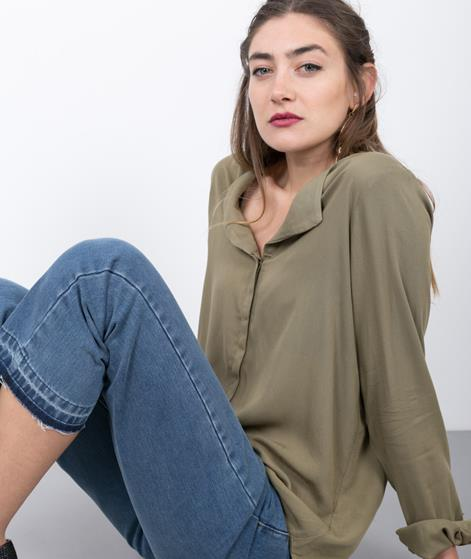 SELECTED FEMME SFDynna LS Bluse aloe