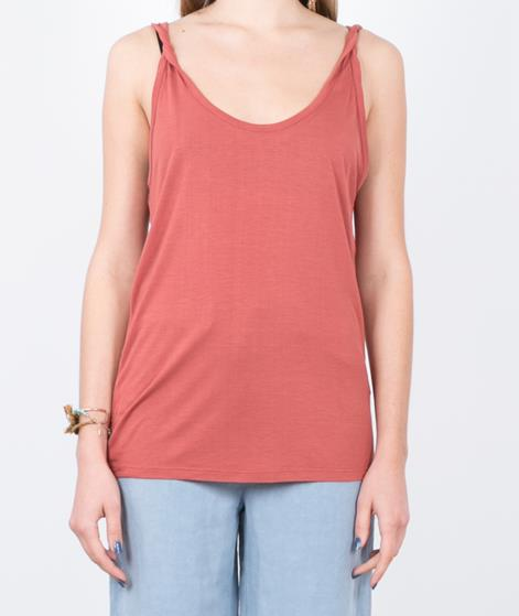 JUST FEMALE New Jade Tank Top marsala