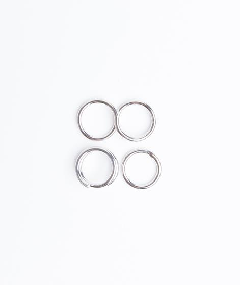CHEAP MONDAY Revolve Rings silver