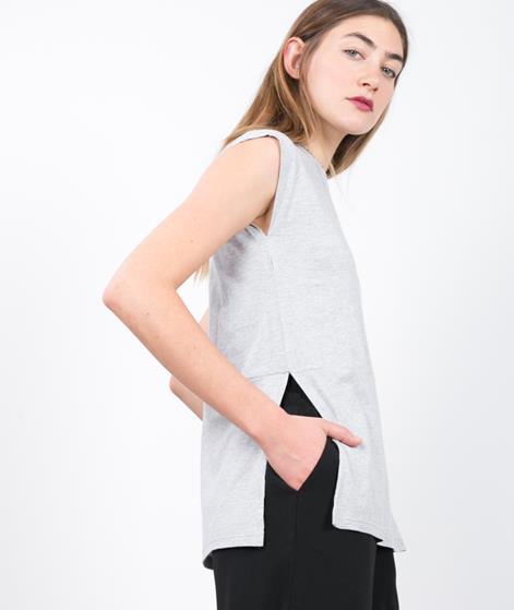 MINIMUM Edna T-Shirt light grey