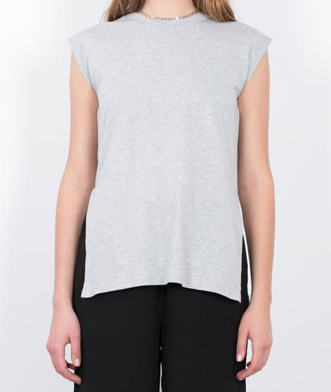 MINIMUM Edna T-Shirt light grey