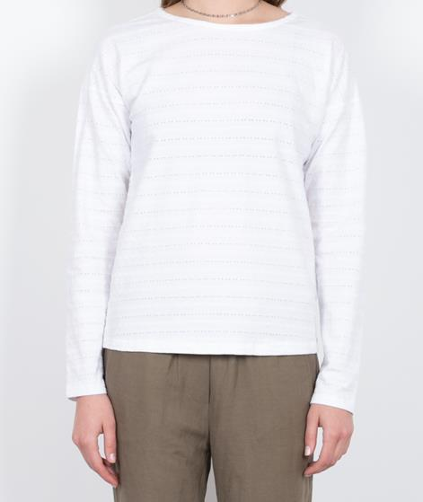 MINIMUM Magnina Longsleeve white