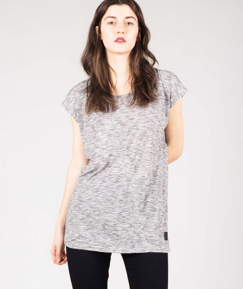 MINIMUM Blonda T-Shirt light grey