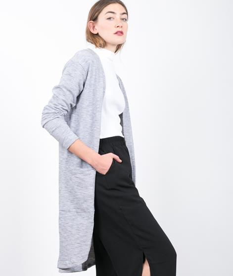 ADPT. Tainted long Cardigan black