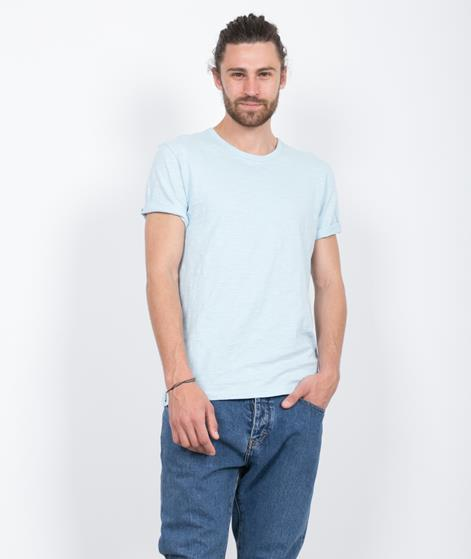 MINIMUM Delta T-Shirt beach blue