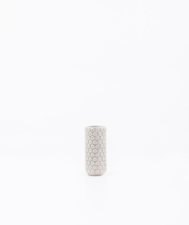 BLOOMINGVILLE Vase Bubble cool grey