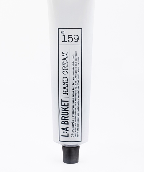 LA BRUKET No. 159 Hand Cream Lemongrass