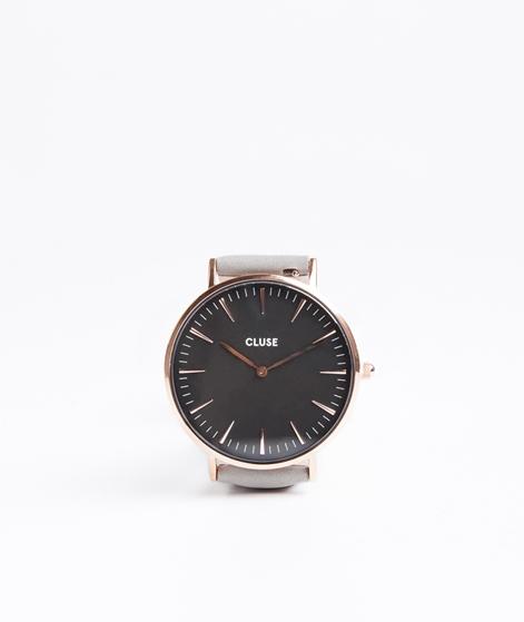 CLUSE La Boheme Uhr rose black grey