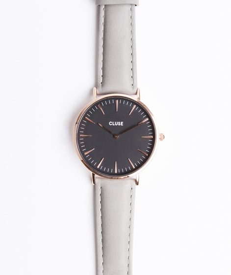 CLUSE La Boheme Uhr rose black grey