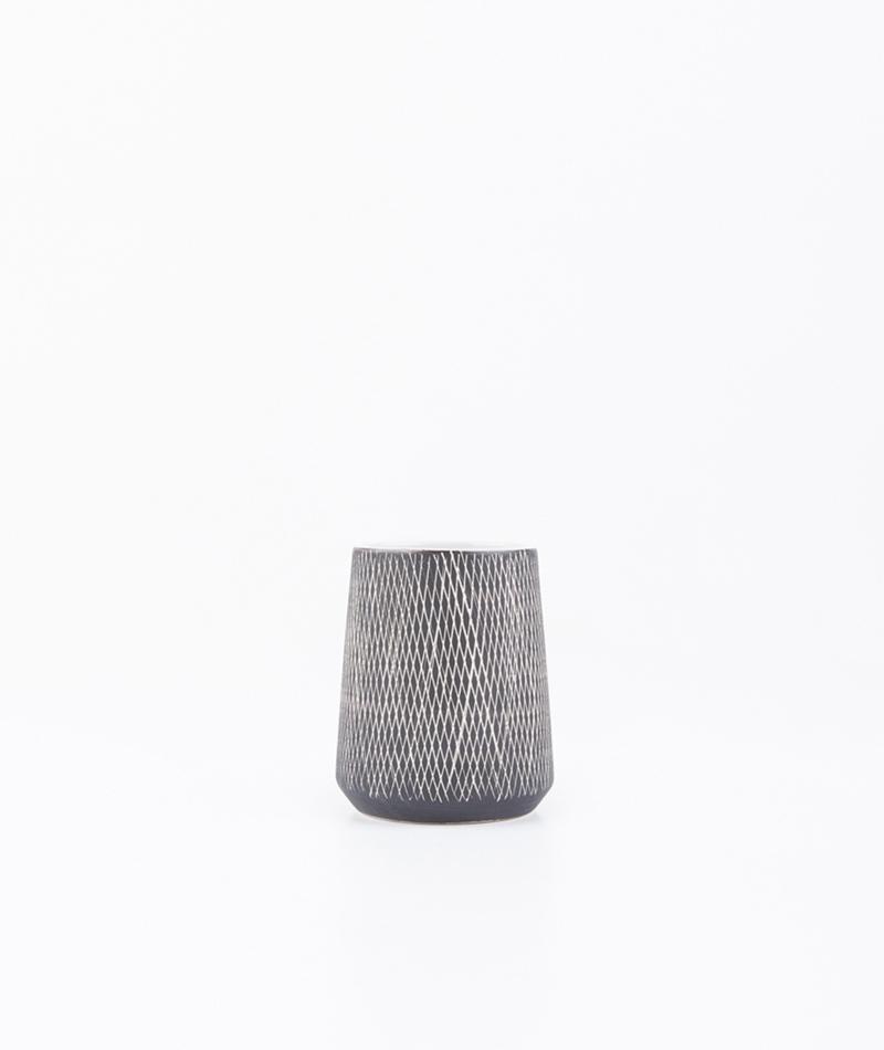 LIV Vase Carol klein dunkelgrau