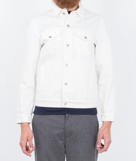 LEGENDS Ponta Denim Jacke white