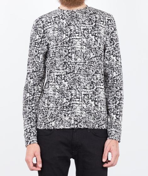 TOPMAN Spooky Pullover black