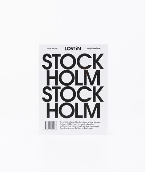 LOST IN Stockholm