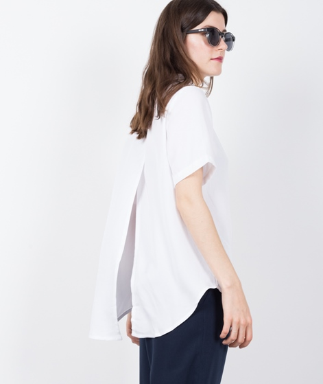 ADPT Soda SS Bluse bright white