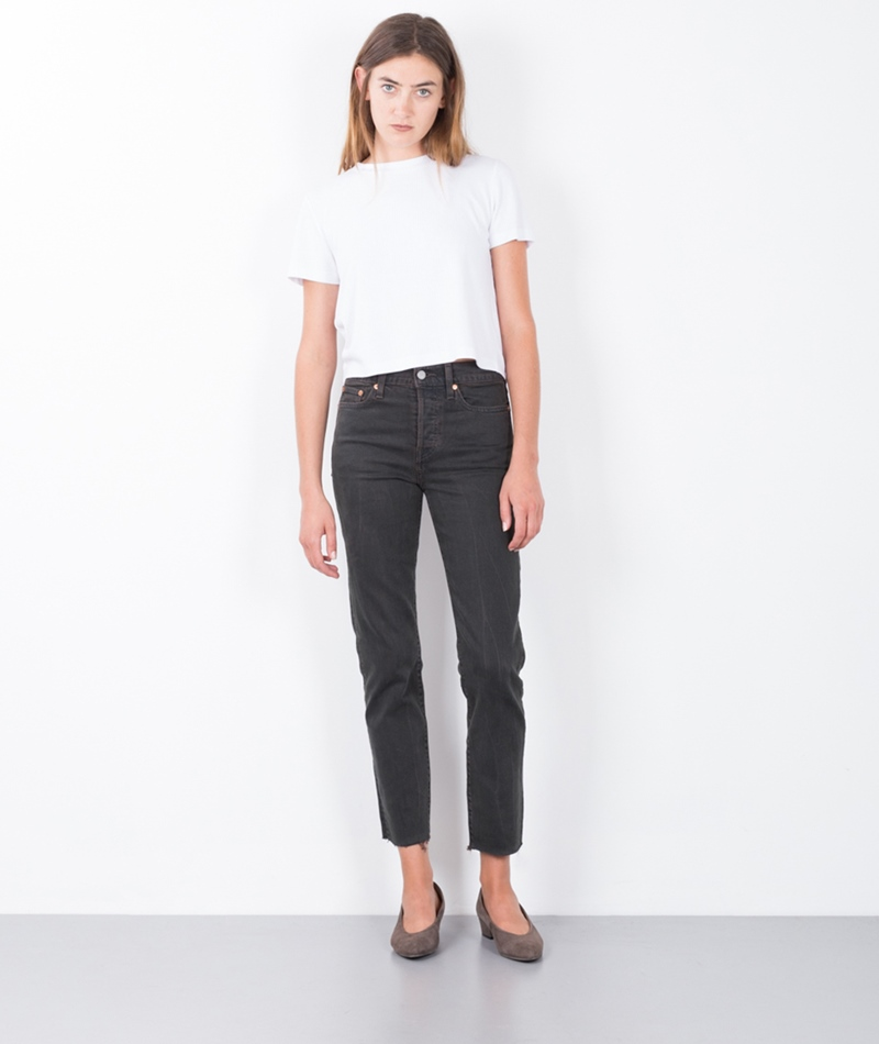 LEVIS Wedgie Icon Fit Jeans midnight rai