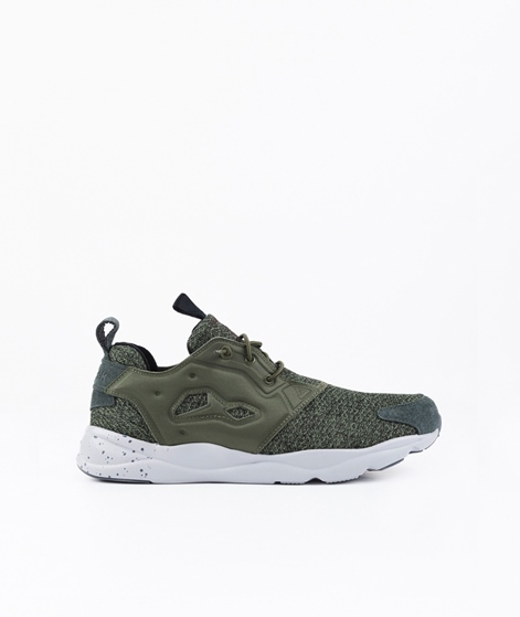 REEBOK Furylite Sneaker canopy green