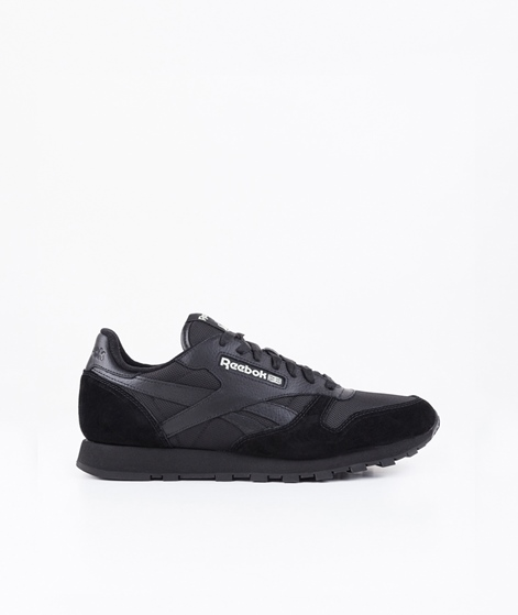 REEBOK CL Leather GID Sneaker black
