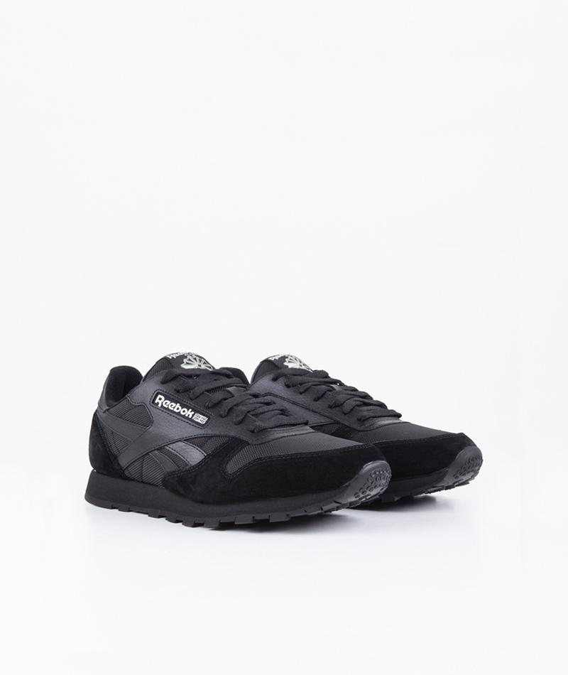 REEBOK CL Leather GID Sneaker black