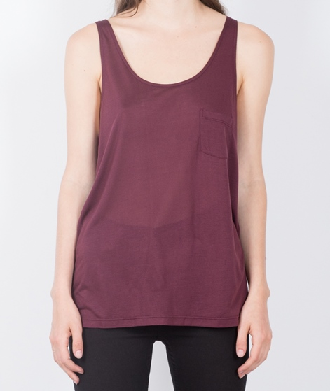 M BY M Pink Gogreen Galax Top burgundy