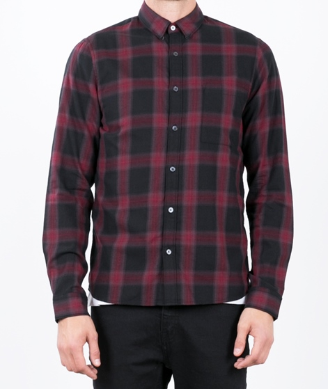 NOWADAYS Modern Check Hemd black
