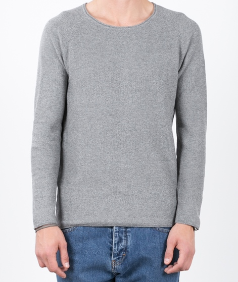 NOWADAYS Strick Crew-Neck Pullover grey