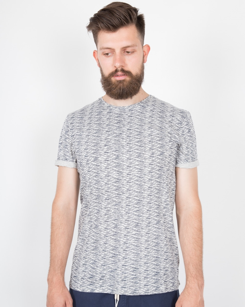 MINIMUM Oxley T-Shirt navy