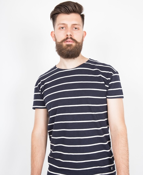 SELECTED HOMME SHHGarret T-Shirt egret