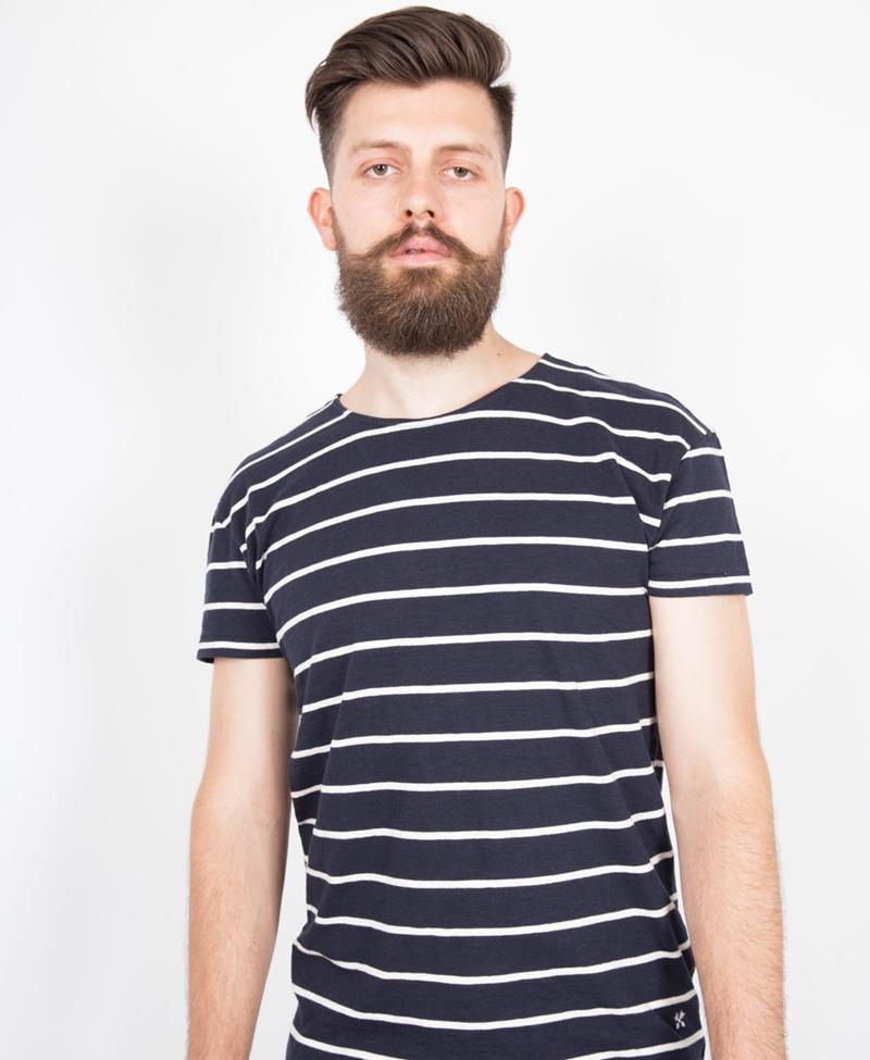 SELECTED HOMME SHHGarret T-Shirt egret