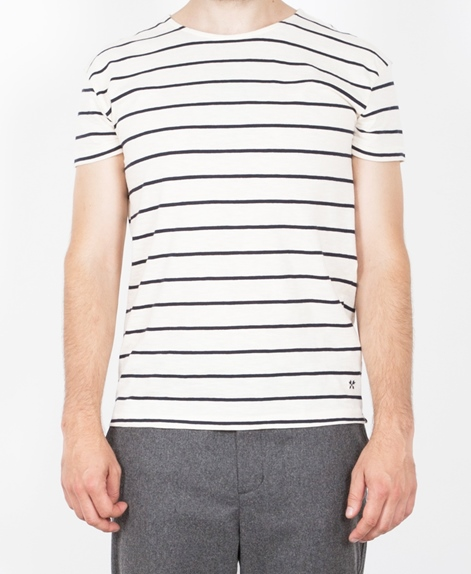 SELECTED HOMME SHHGarret T-Shirt sky